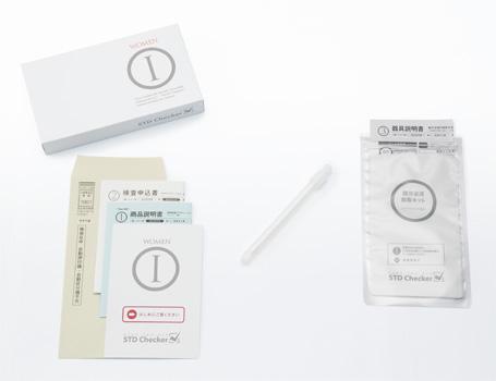 STDチェッカー タイプI(女性用)